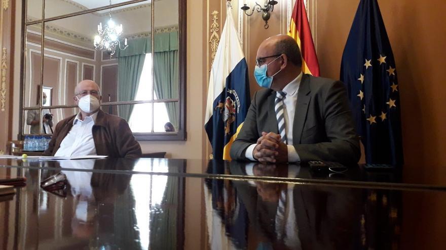 Casa África y Delegación del Gobierno en Canarias trasladarán la situación migratoria del Archipiélago a la UE
