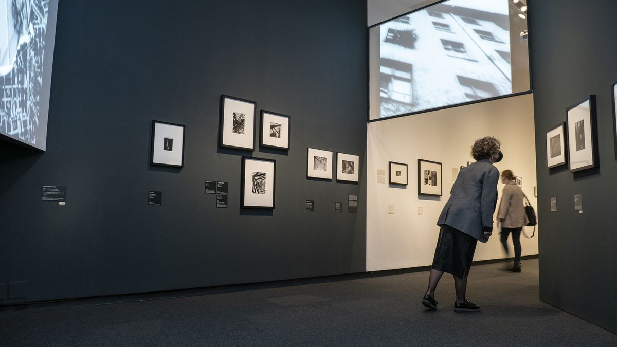Exposición sobre la fotografía y la ciudad en CaixaForum Palma.