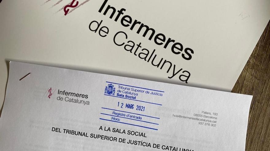 """Infermeres de Catalunya demanden el SEM per """"vulneració del dret a vaga"""""""