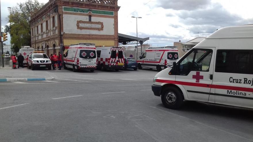 Molina firma un convenio con Cruz Roja para ayudas de urgente necesidad