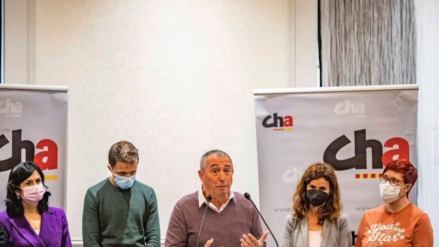 Compromís complementa el eje Comunitat Valenciana-Aragón reforzando su pacto con la Chunta