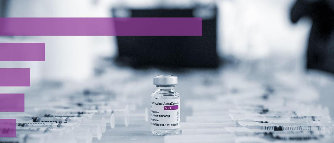 Vacunación en Asturias.