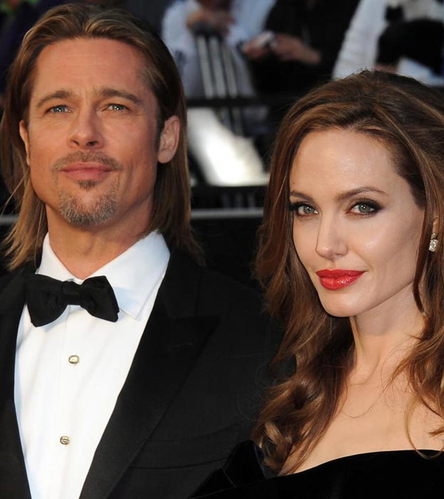 Termina la paz entre Angelina Jolie y Brad Pitt