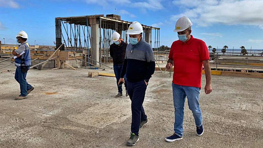 La nueva Residencia Sociosanitaria en El Charco estará operativa en diciembre