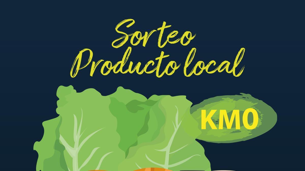 ¨Gana una cesta de Productos de Guía¨, nueva iniciativa del Ayuntamiento de Santa María de Guía para al sector agroalimentario del municipio
