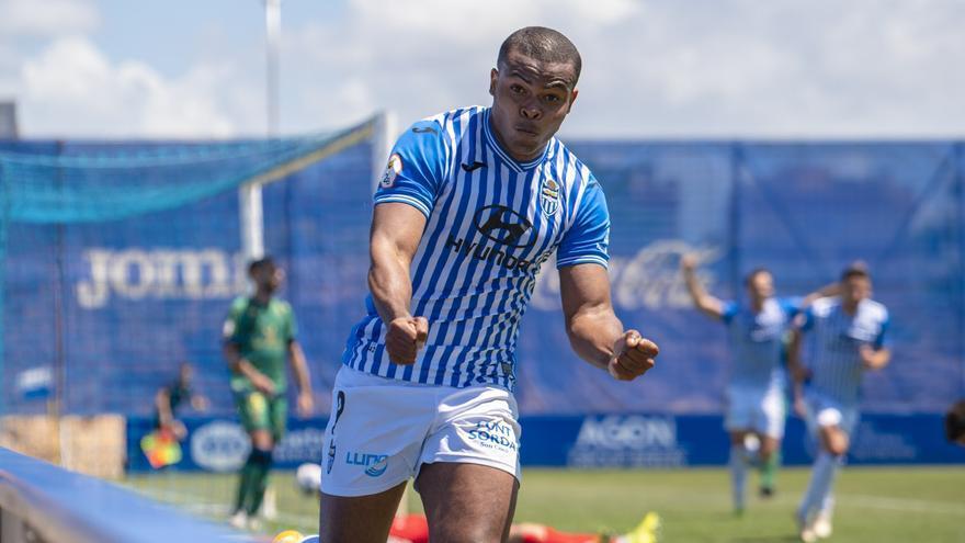 Vinicius Tanque finaliza su cesión con el Atlético Baleares