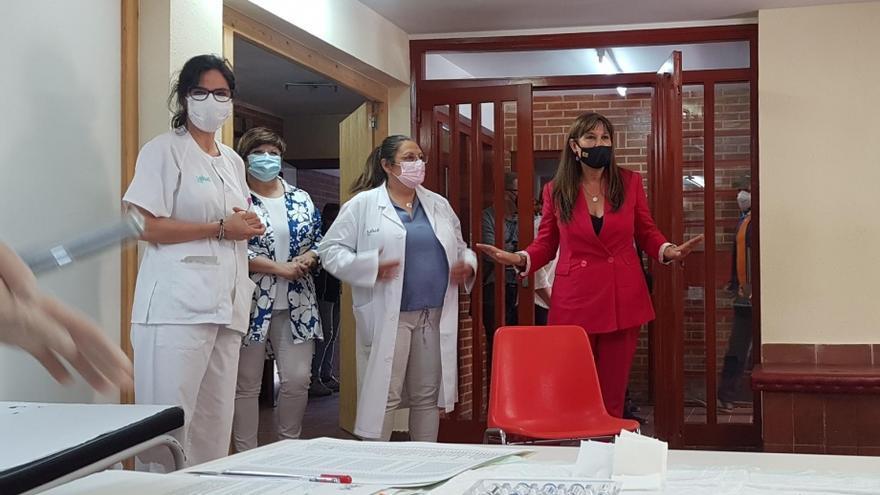Repollés espera inocular 2.500 dosis semanales a trabajadores hortofrutícolas