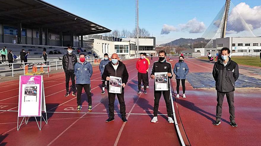 El II Encontro Interclubes reunirá a 300 atletas en el CGTD