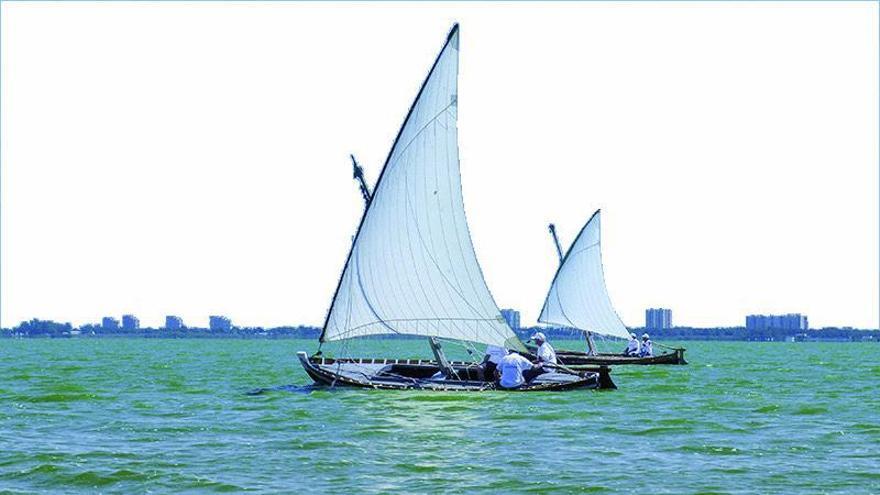 La vela latina quiere seguir navegando