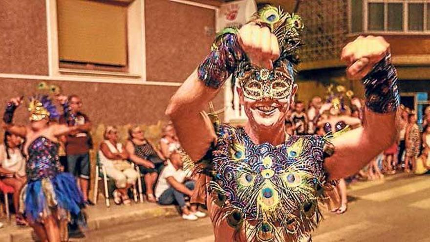 Ya está todo preparado para los días grandes de Formentera del Segura