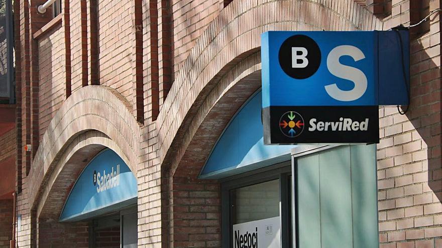 El Banc Sabadell preveu créixer en solitari després de trencar amb el BBVA