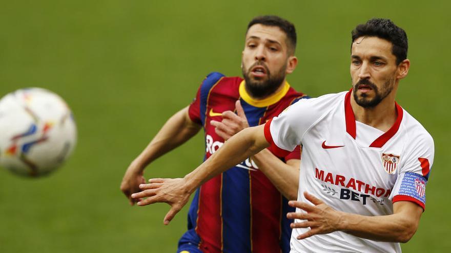 Un Barça crecido busca subirse también al tren de la Copa ante el Sevilla