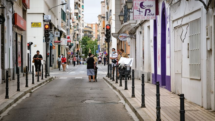 "La plataforma única se extenderá a toda la calle Santo Domingo ""a corto plazo"""