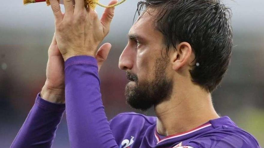 Hallan muerto en su habitación del hotel al capitán de la Fiorentina