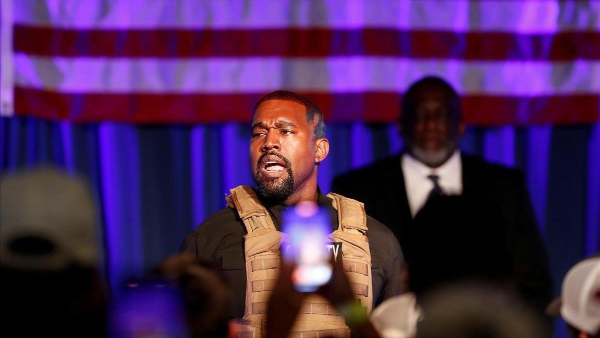 Kayne West quiere crear una Tik Tok cristiano