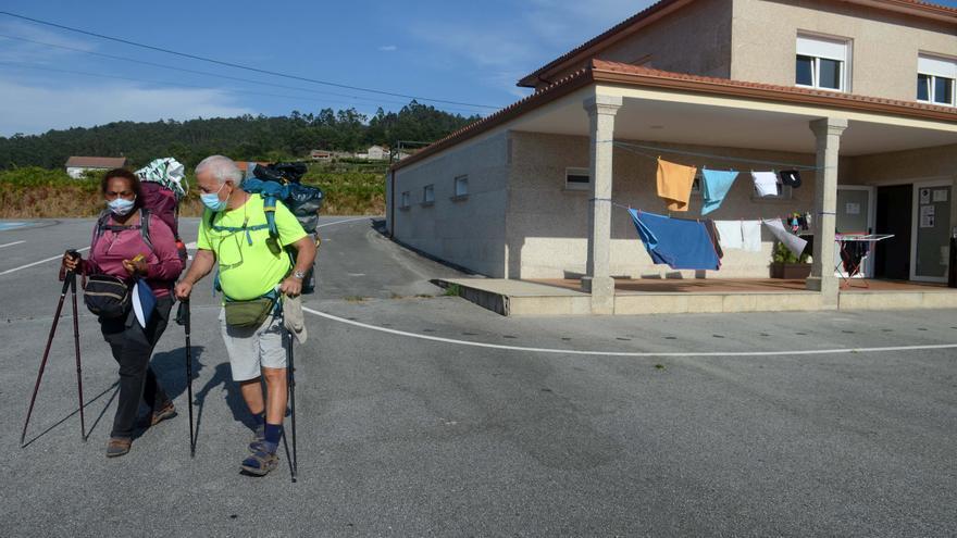 Las tarifas del albergue de peregrinos de Armenteira: de 8 a 10 euros la noche