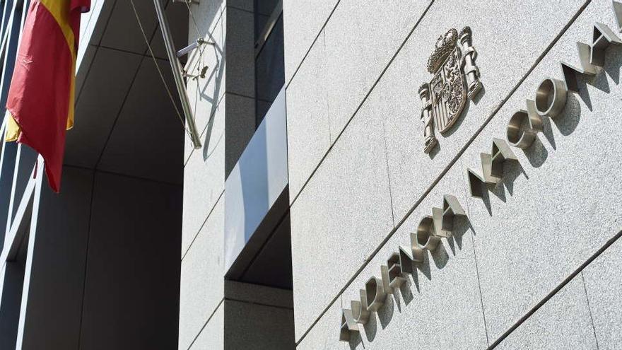La Audiencia Nacional aplaza juicios por el temporal