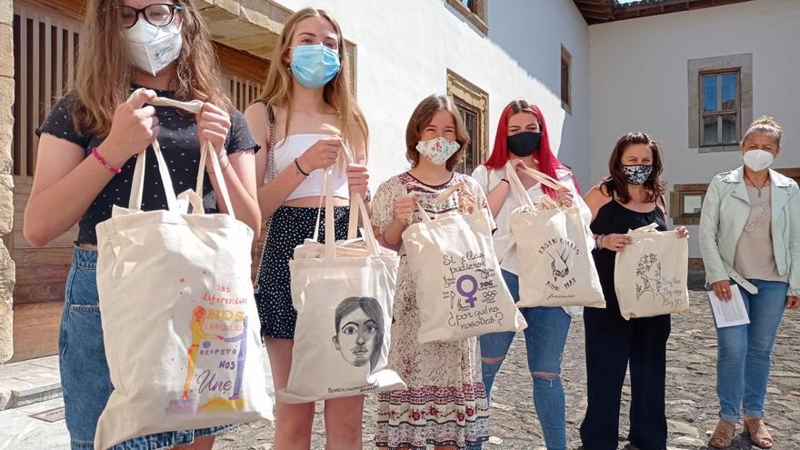 Siero premia la pintura feminista