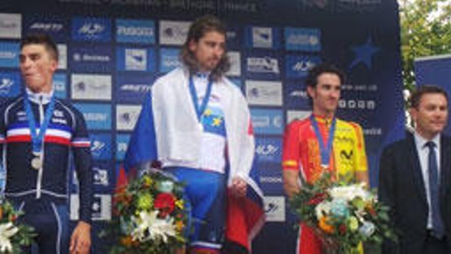 Dani Moreno, bronce en el campeonato de Europa en ruta