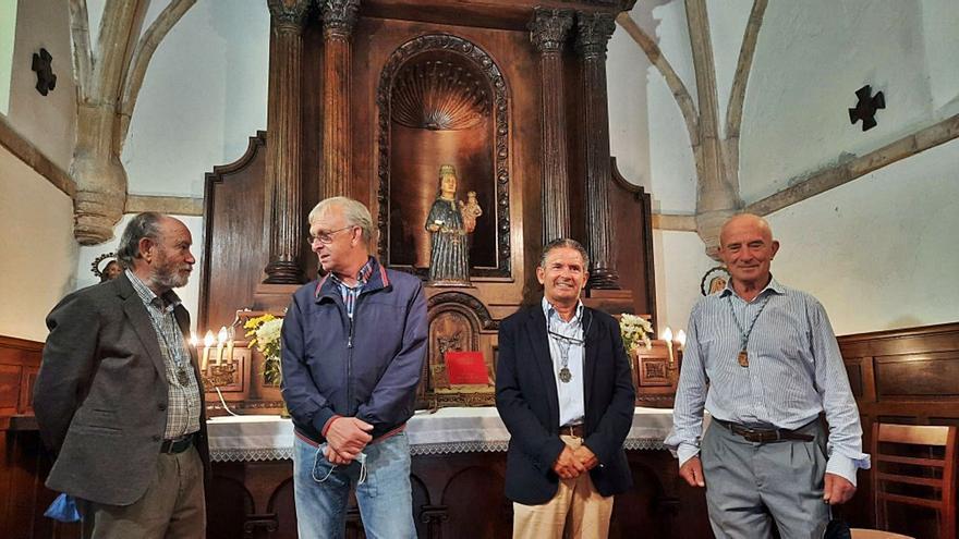 Colunga prepara los actos para lograr la indulgencia de la Virgen de Loreto