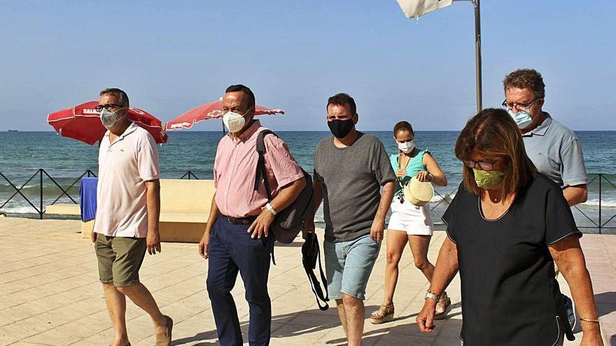 El diputado Sarrià llevará al Congreso la regeneración de las playas de la Safor