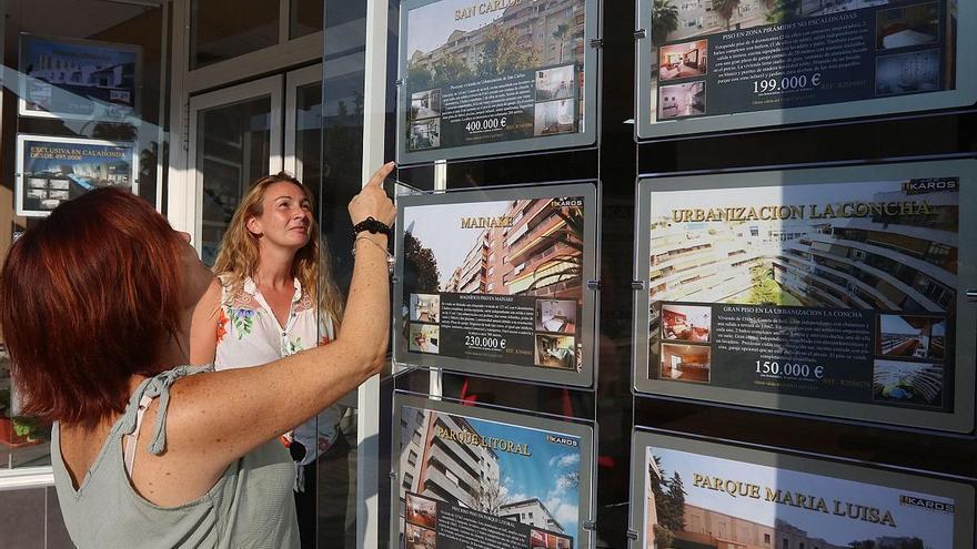 Comprar una vivienda para alquilarla en Málaga tiene una rentabilidad del 5%