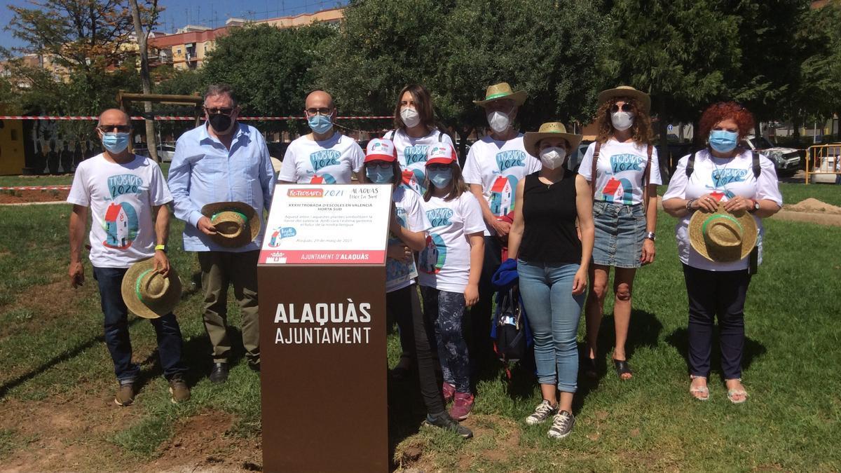 Trobada d'Escoles en Valencià a l'Horta Sud