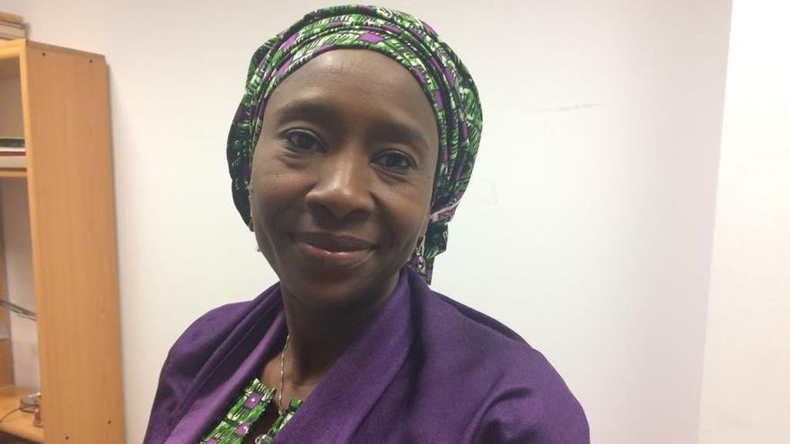 Fatima Imam, advocada nigeriana: «El conflicte amb Boko Haram va més enllà de les nenes de Chibok»