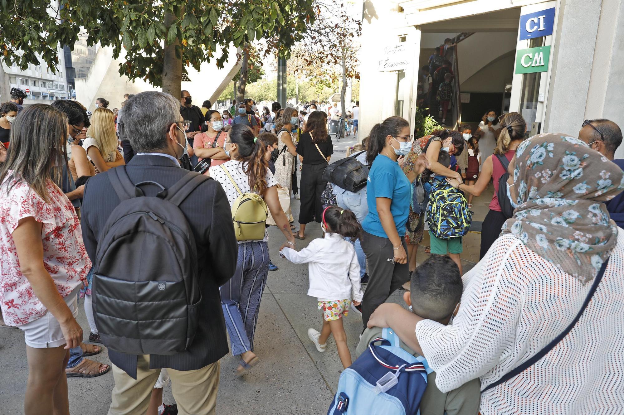 El curs arrenca a Girona amb un 16% de substitucions sense cobrir