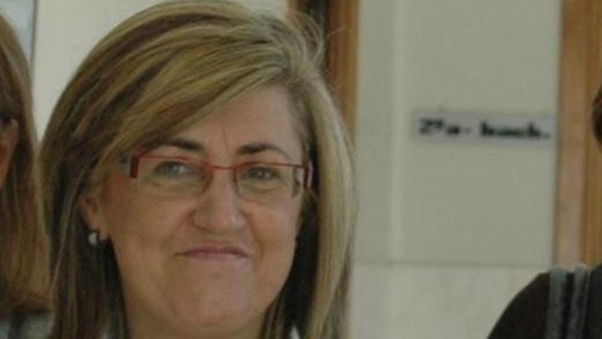 El covid se lleva a la avilesina Marichi Fernández