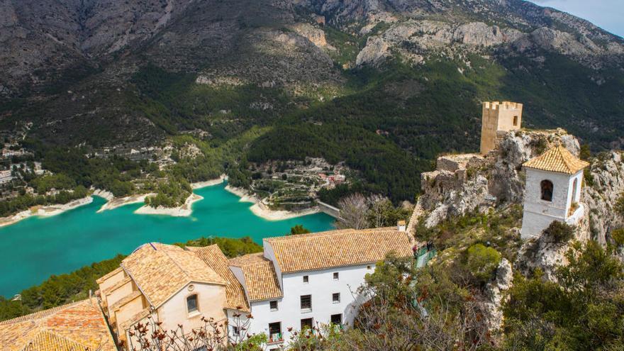 Guadalest aspira a convertirse en Maravilla Rural 2019