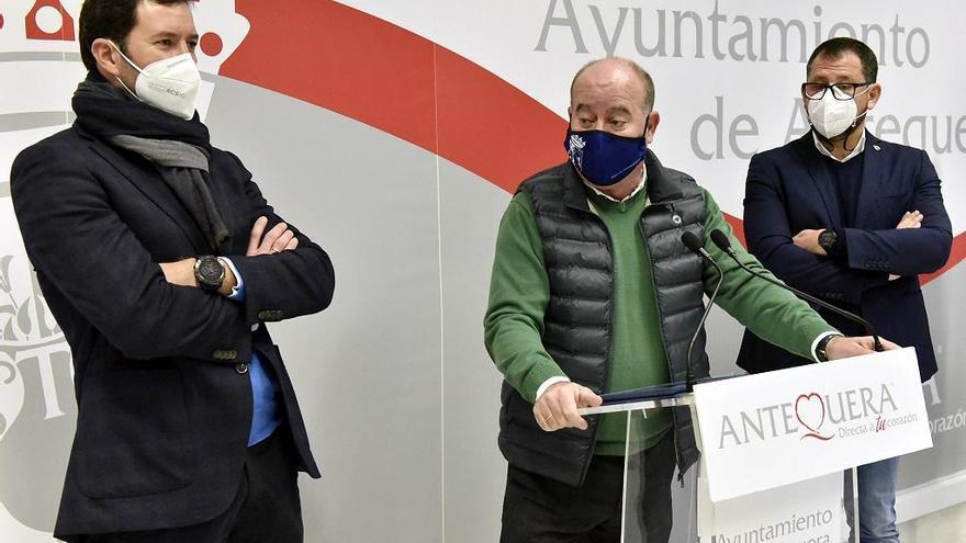 El Ayuntamiento de Antequera crea un bono social energético frente a la ola de frío