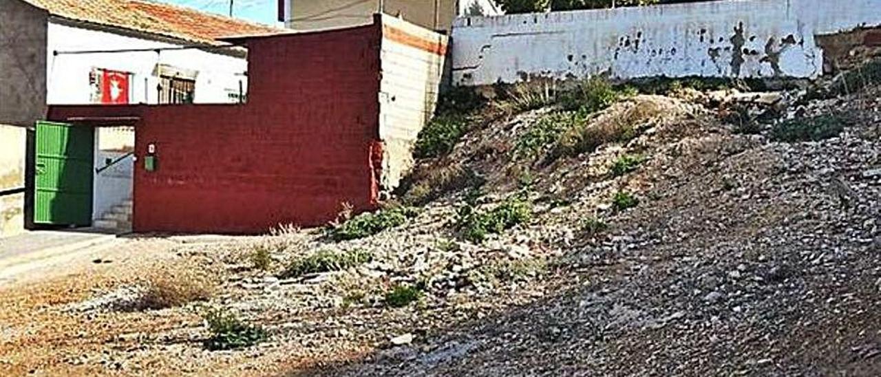 Terrenos en Arneva expropiados en 2010 en Arneva. | INFORMACIÓN