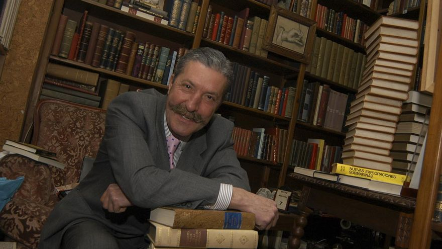 Tino Vetusta: libros hasta el final