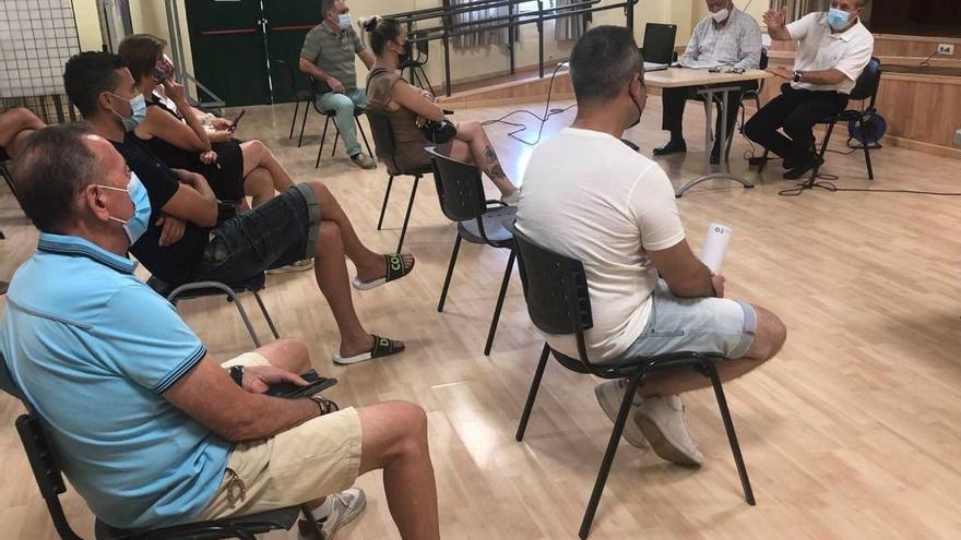 Urbanismo anuncia actuaciones para evitar inundaciones en el barrio de Miralbaida