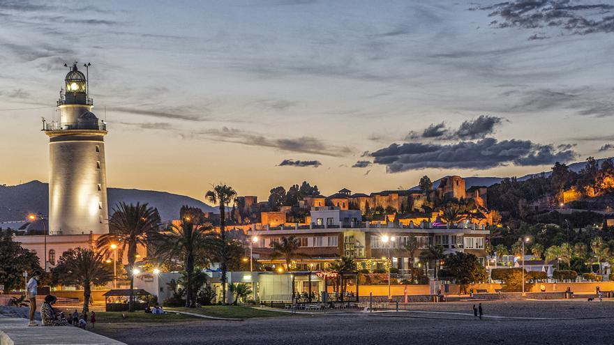 Concurso fotográfico de Málaga Monumental: La Farola