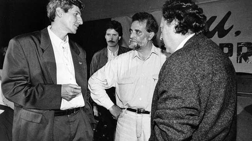Adiós a Julio Anguita, un maestro querido más allá de la esfera política