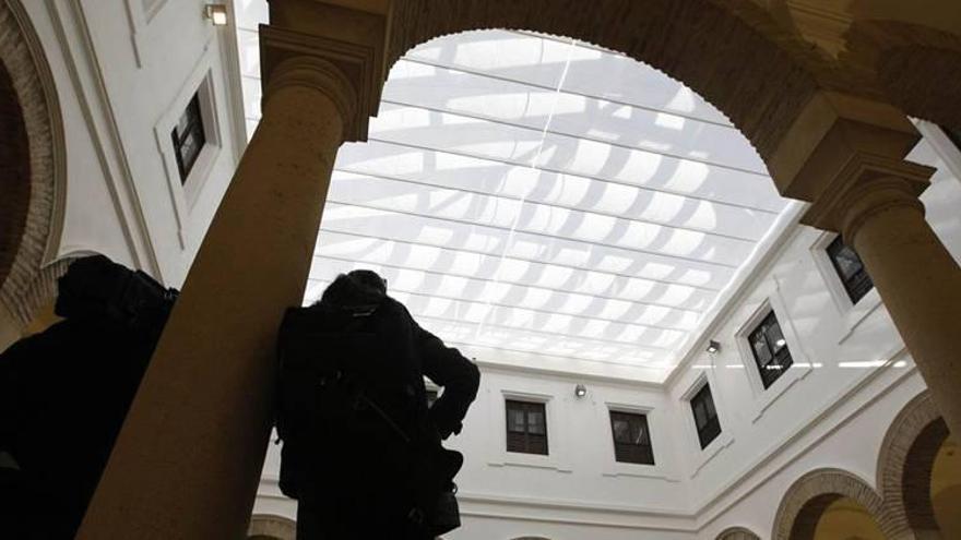 La Junta tiene ya una empresa para gestionar el Palacio de Congresos