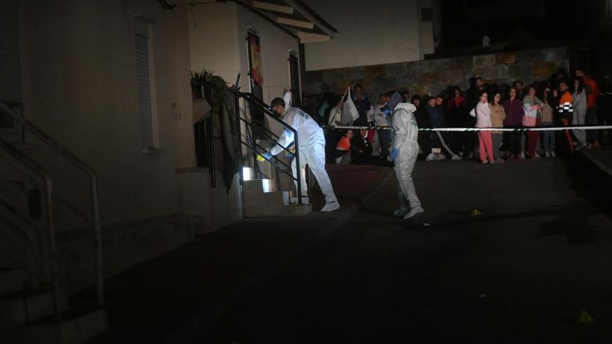 Mata a su padre a cuchilladas en su casa de Campos del Río