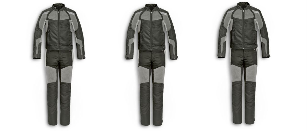 AirFlow: el traje de BMW Motorrad para viajar fresco en verano