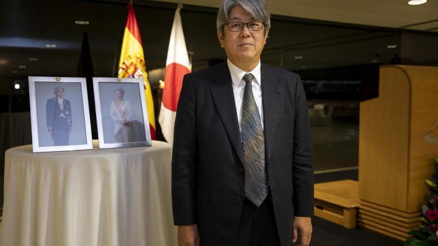 Fiesta nacional de Japón en Canarias