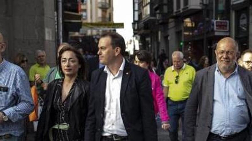 Elecciones Generales 10N Zamora | Requejo guarda silencio tras el batacazo de Ciudadanos y  la dimisión de Albert Rivera