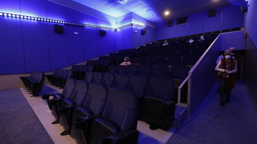 Las salas de cine recibirán 10,2 millones de euros de ayudas por la pandemia