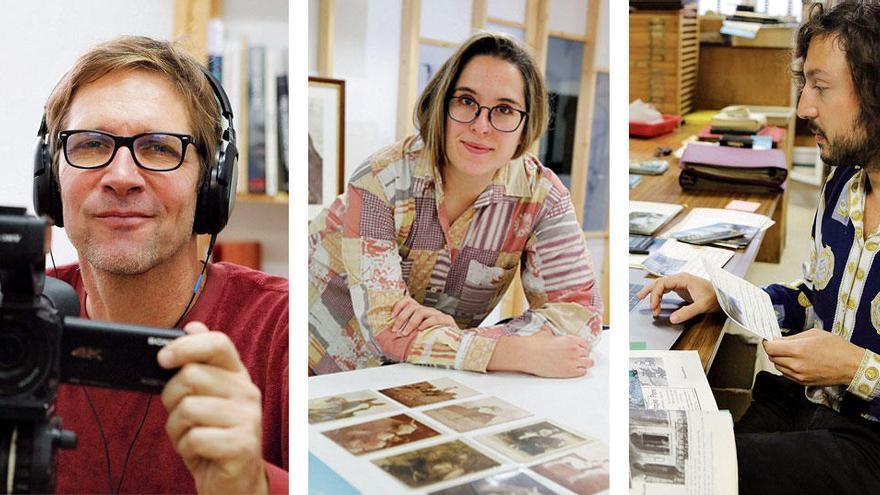 Mit Bezug zur deutschen Kultur: Drei Projekte in der Casa Planas