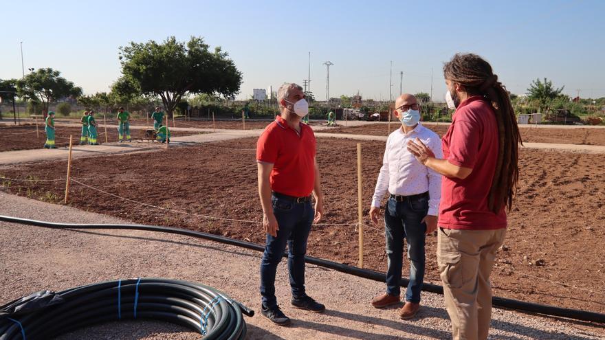 Alaquàs aumenta los huertos urbanos con 23 nuevas parcelas