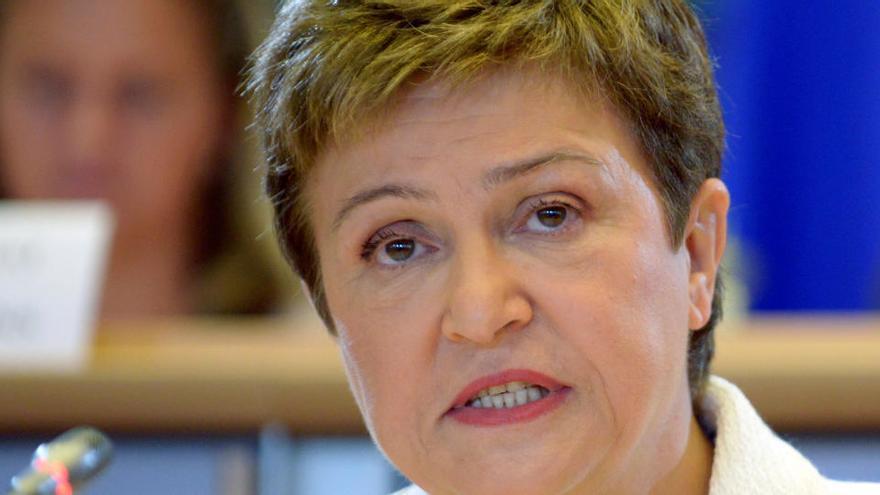 """El FMI alerta de que la recuperación de España """"corre peligro"""" ante la segunda ola"""