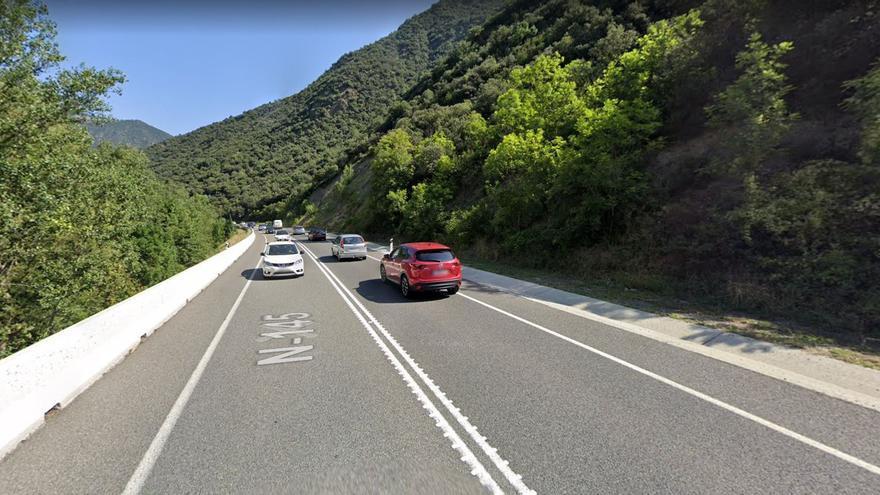 Dos ferits lleus en un accident a les Valls del Valira