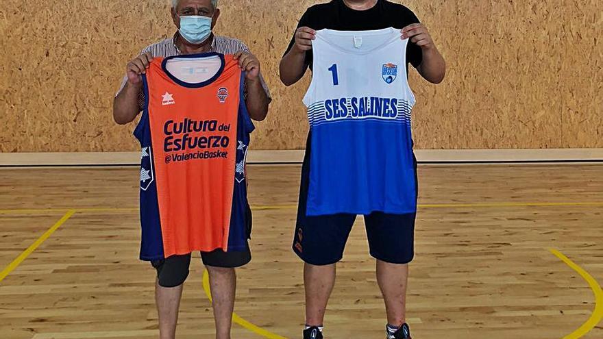 El Valencia Basket y el CRiC Ses Salines de Ibiza se asocian para su primer Campus conjunto