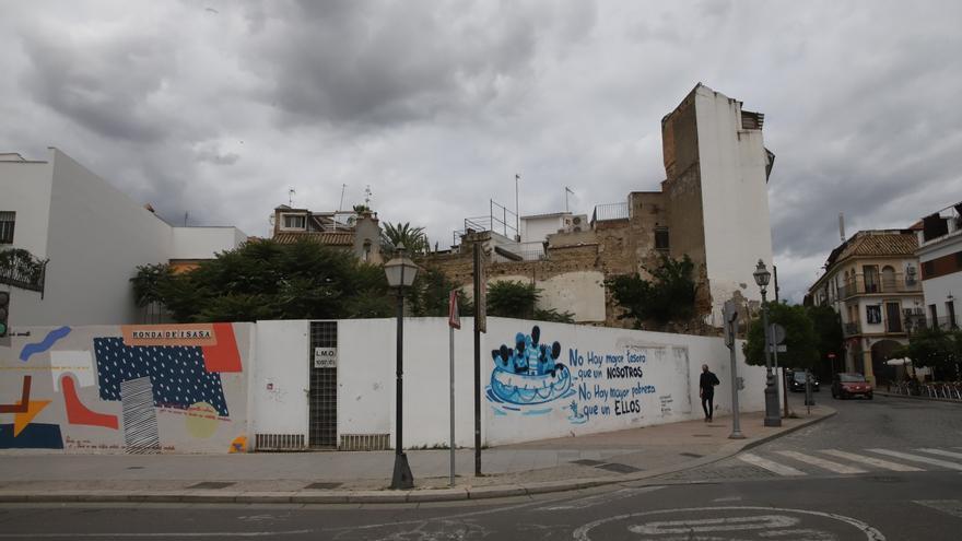 Varias asociaciones vecinales exigen que el edificio de ocio de la Ribera no tenga una fachada de estilo contemporáneo