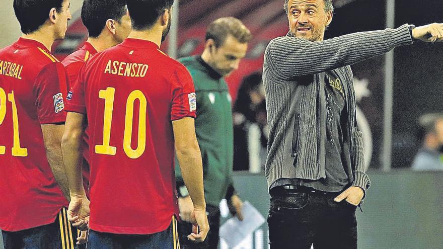 España-Italia, semifinal de la Liga de las Naciones